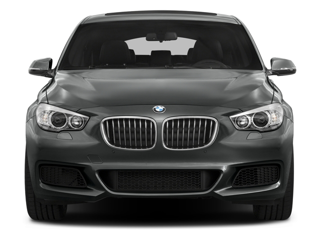 2016 BMW 5 Series Gran Turismo Prices and Values Sedan 4D 535i GT I6 Turbo front view