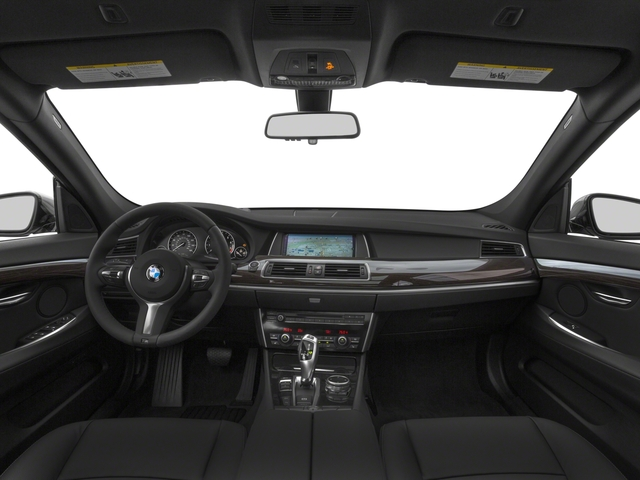 2016 BMW 5 Series Gran Turismo Prices and Values Sedan 4D 535i GT I6 Turbo full dashboard