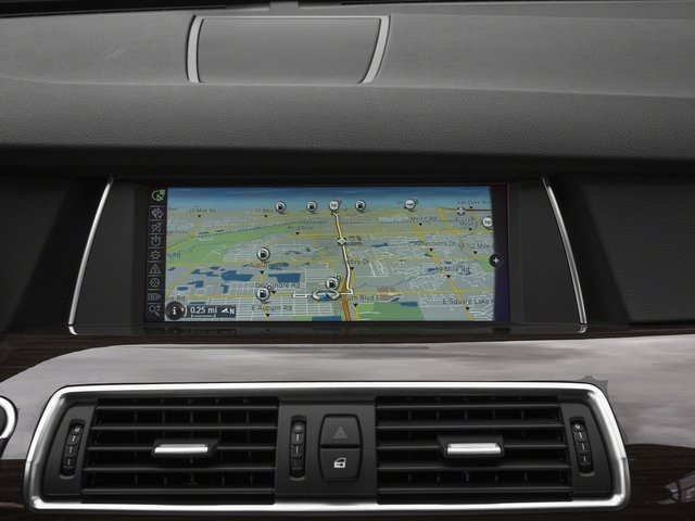 2016 BMW 5 Series Gran Turismo Prices and Values Sedan 4D 535i GT I6 Turbo navigation system