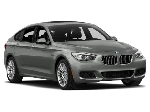 2016 BMW 5 Series Gran Turismo Prices and Values Sedan 4D 535i GT I6 Turbo side front view