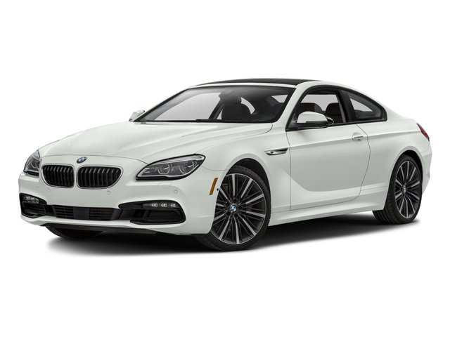 2016 BMW 6 Series Prices and Values Coupe 2D 640i I6