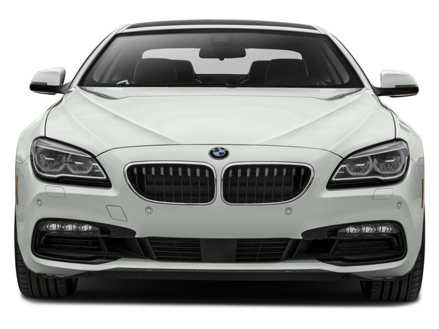 2016 BMW 6 Series Prices and Values Coupe 2D 640i I6 front view