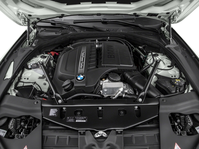 2016 BMW 6 Series Prices and Values Coupe 2D 640i I6 engine