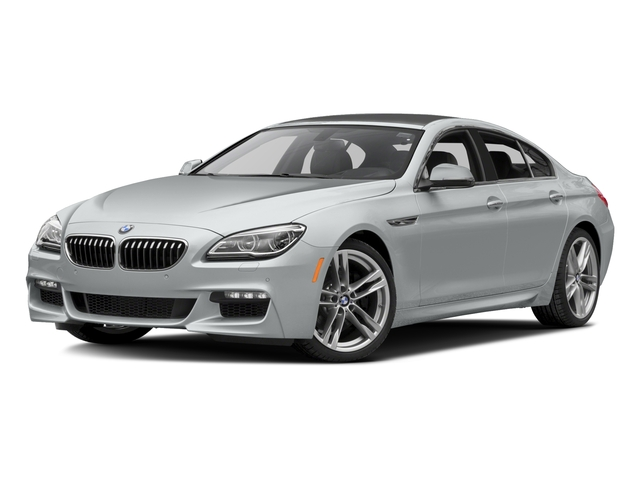 2016 BMW 6 Series Prices and Values Sedan 4D 640i I6