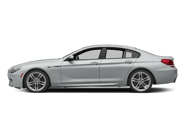 2016 BMW 6 Series Prices and Values Sedan 4D 640i I6 side view