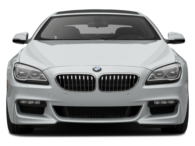 2016 BMW 6 Series Prices and Values Sedan 4D 640i I6 front view