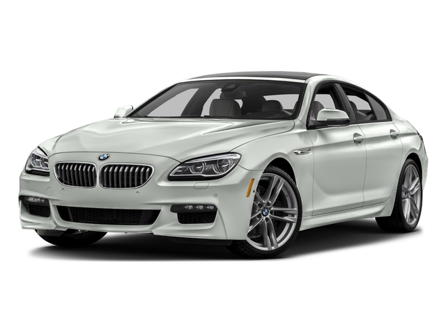 2016 BMW 6 Series Prices and Values Sedan 4D 650i V8