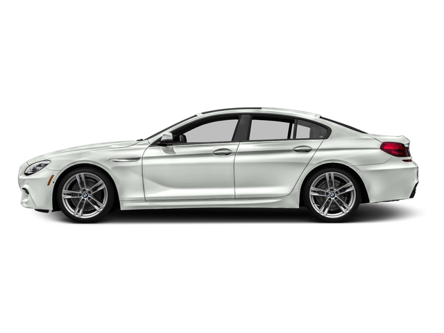 2016 BMW 6 Series Prices and Values Sedan 4D 650i V8 side view
