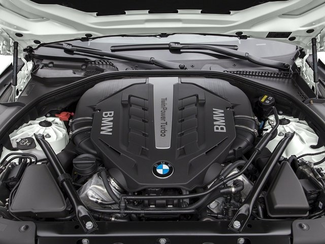2016 BMW 6 Series Prices and Values Sedan 4D 650i V8 engine