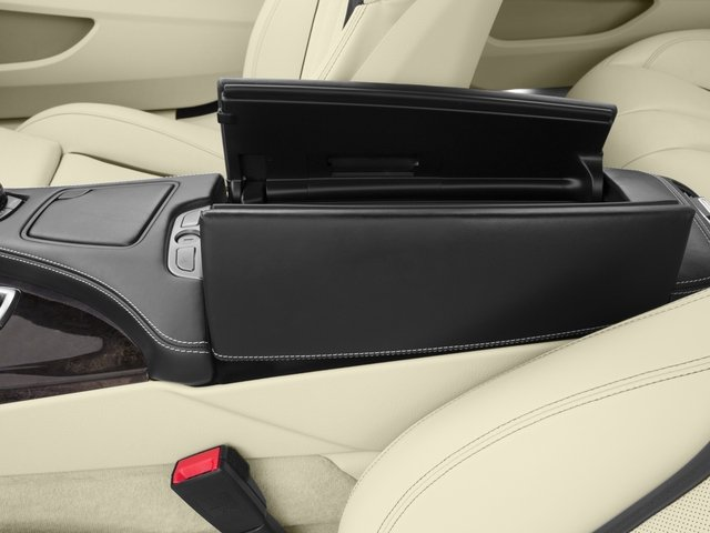 2016 BMW 6 Series Prices and Values Sedan 4D 650i V8 center storage console