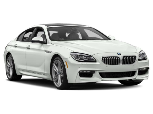 2016 BMW 6 Series Prices and Values Sedan 4D 650i V8 side front view