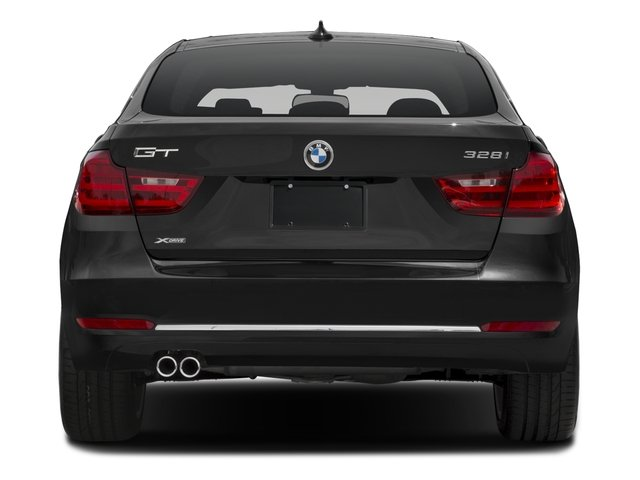 2016 BMW 3 Series Gran Turismo Prices and Values Sedan 4D 328xi GT AWD I4 Turbo rear view