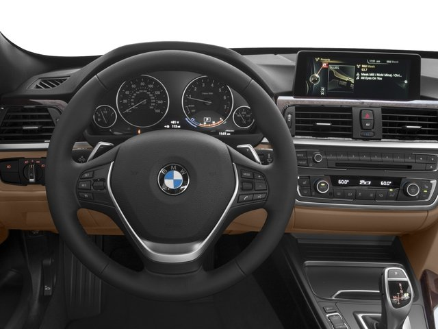 2016 BMW 3 Series Gran Turismo Prices and Values Sedan 4D 328xi GT AWD I4 Turbo driver's dashboard