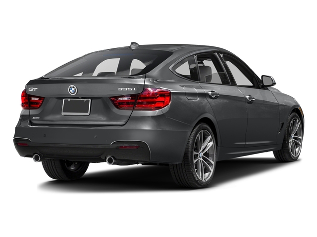 2016 BMW 3 Series Gran Turismo Prices and Values Sedan 4D 335xi GT AWD I6 Turbo side rear view
