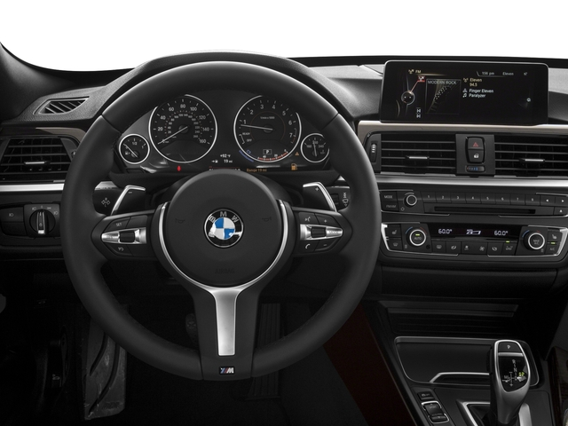 2016 BMW 3 Series Gran Turismo Prices and Values Sedan 4D 335xi GT AWD I6 Turbo driver's dashboard