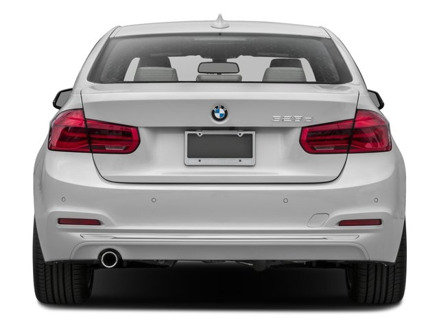 2016 BMW 3 Series Prices and Values Sedan 4D 328d I4 T-Diesel rear view