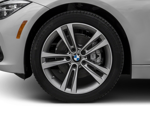 2016 BMW 3 Series Prices and Values Sedan 4D 328d I4 T-Diesel wheel