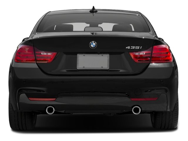 2016 BMW 4 Series Prices and Values Coupe 2D 428xi AWD I4 Turbo rear view