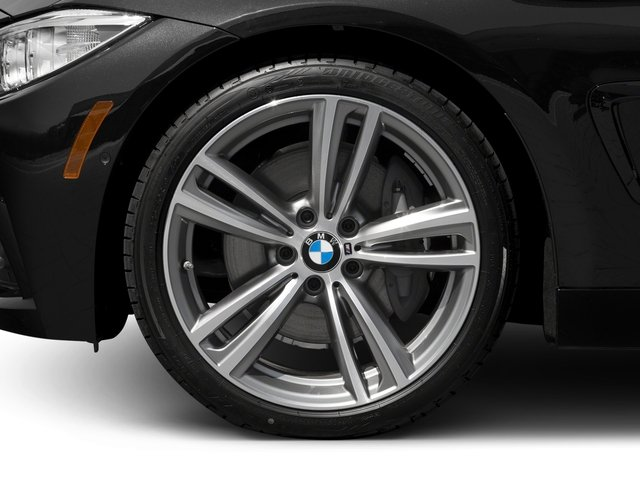 2016 BMW 4 Series Prices and Values Coupe 2D 428xi AWD I4 Turbo wheel