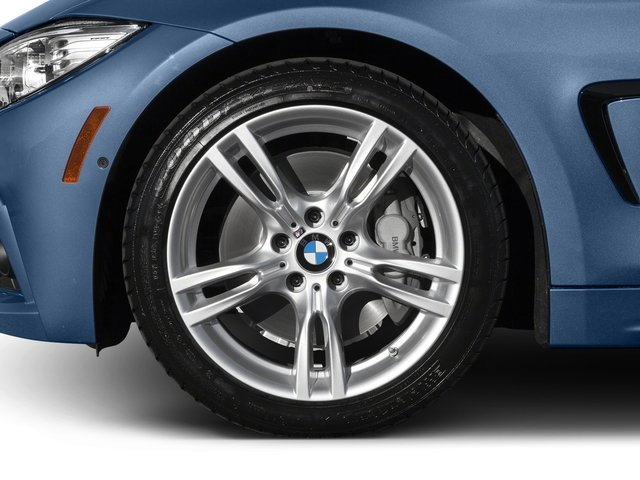 2016 BMW 4 Series Prices and Values Convertible 2D 435i I6 Turbo wheel