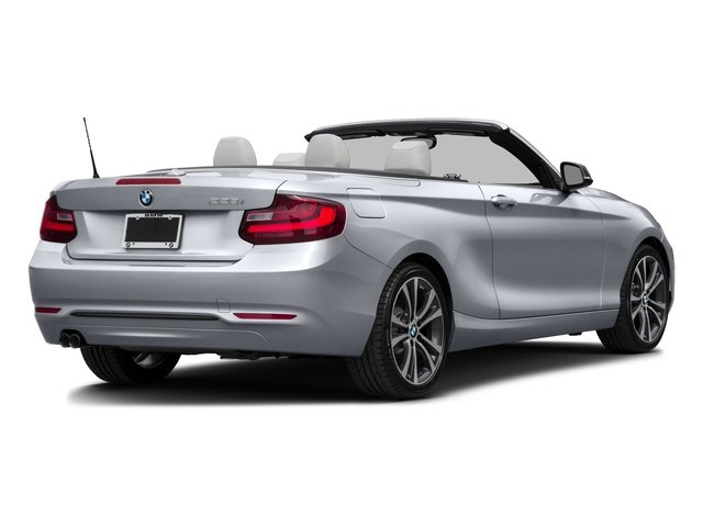 2016 BMW 2 Series Prices and Values Convertible 2D 228xi AWD I4 Turbo side rear view