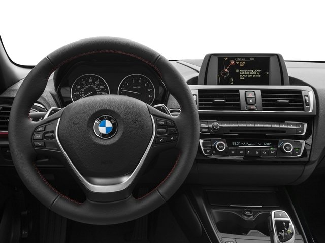 2016 BMW 2 Series Prices and Values Convertible 2D 228xi AWD I4 Turbo driver's dashboard