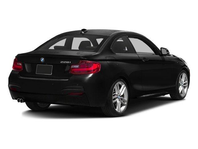 2016 BMW 2 Series Prices and Values Coupe 2D 228i I4 Turbo side rear view