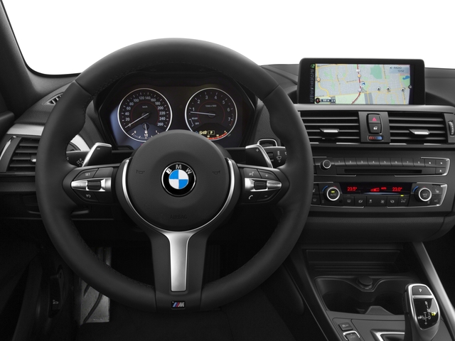 2016 BMW 2 Series Prices and Values Coupe 2D 228i I4 Turbo driver's dashboard