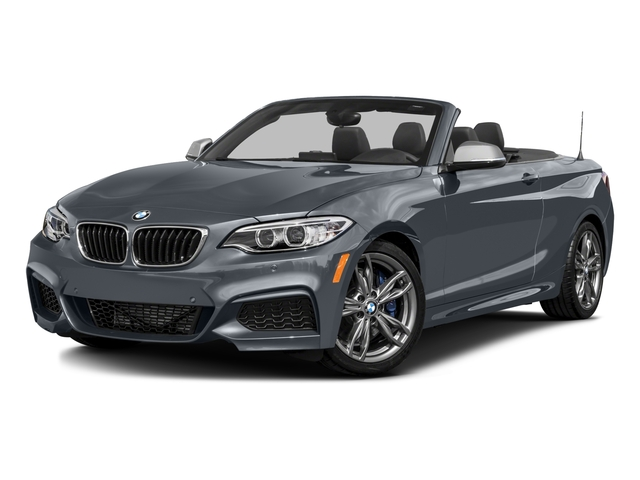2016 BMW 2 Series Pictures 2 Series Convertible 2D M235i I6 Turbo photos side front view
