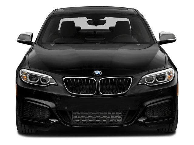 2016 BMW 2 Series Pictures 2 Series Coupe 2D M235i I6 Turbo photos front view