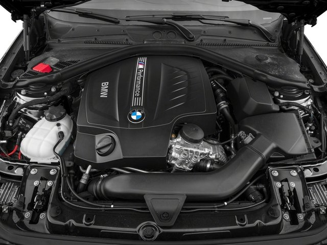 2016 BMW 2 Series Pictures 2 Series Coupe 2D M235i I6 Turbo photos engine