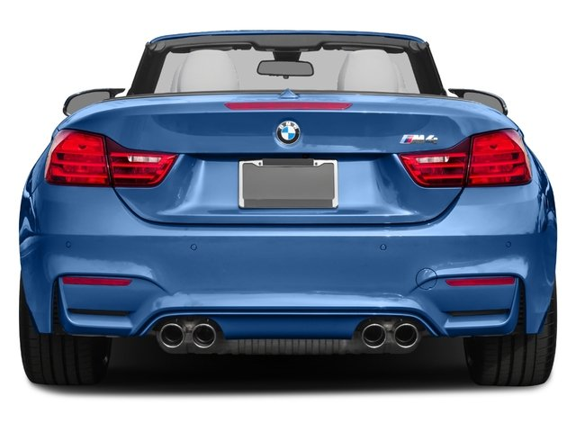 2016 BMW M4 Pictures M4 Convertible 2D M4 I6 Turbo photos rear view