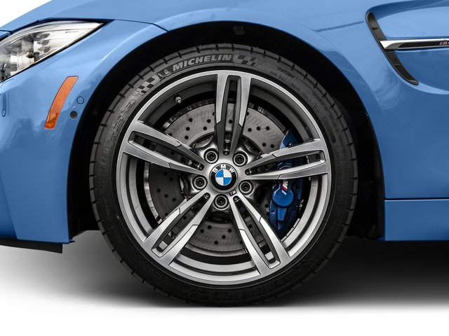 2016 BMW M4 Pictures M4 Convertible 2D M4 I6 Turbo photos wheel