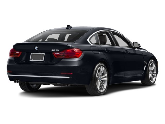 2016 BMW 4 Series Prices and Values Sedan 4D 428xi AWD I4 Turbo side rear view