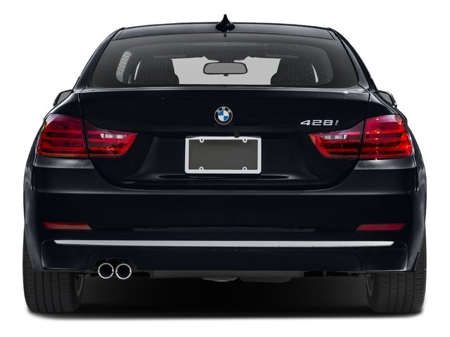 2016 BMW 4 Series Prices and Values Sedan 4D 428xi AWD I4 Turbo rear view