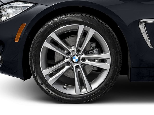 2016 BMW 4 Series Prices and Values Sedan 4D 428xi AWD I4 Turbo wheel
