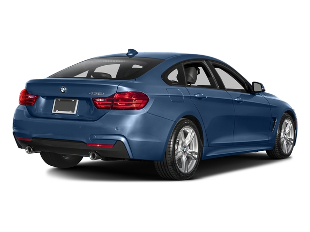 2016 BMW 4 Series Prices and Values Sedan 4D 435i I6 Turbo side rear view