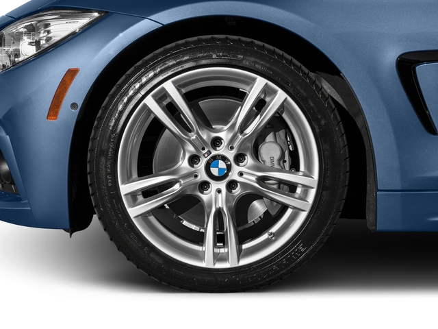 2016 BMW 4 Series Prices and Values Sedan 4D 435i I6 Turbo wheel