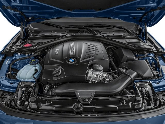 2016 BMW 4 Series Pictures 4 Series Sedan 4D 435i I6 Turbo photos engine