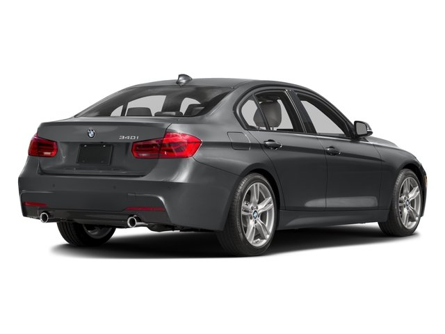 2016 BMW 3 Series Prices and Values Sedan 4D 340xi AWD I6 Turbo side rear view