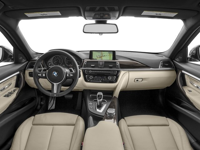 2016 BMW 3 Series Prices and Values Sedan 4D 340xi AWD I6 Turbo full dashboard