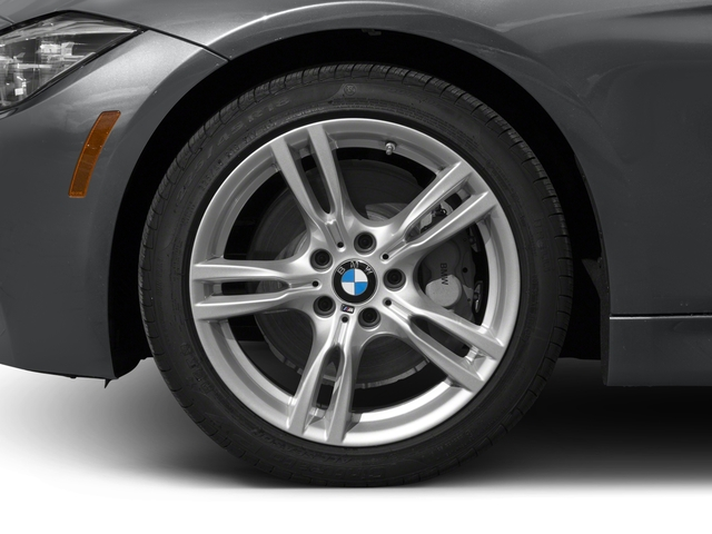 2016 BMW 3 Series Prices and Values Sedan 4D 340xi AWD I6 Turbo wheel