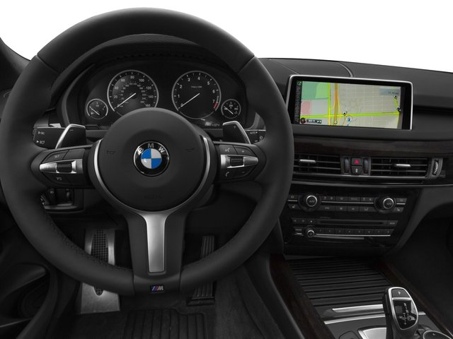 2016 BMW X5 Prices and Values Utility 4D 35i AWD I6 Turbo driver's dashboard