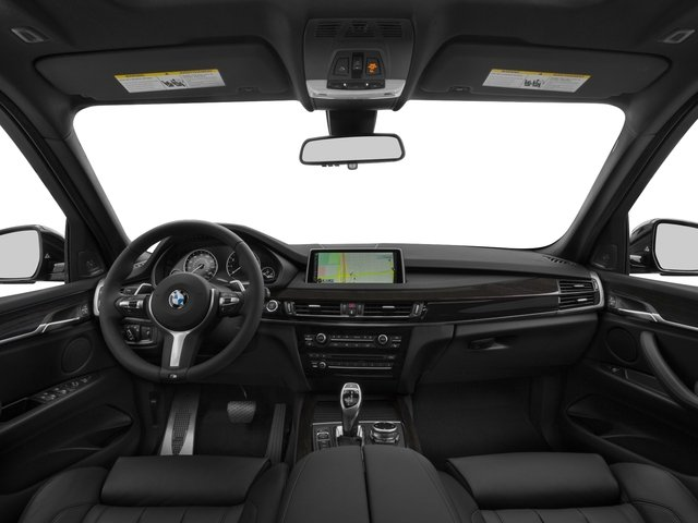 2016 BMW X5 Prices and Values Utility 4D 35i AWD I6 Turbo full dashboard