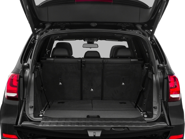 2016 BMW X5 Prices and Values Utility 4D 35i AWD I6 Turbo open trunk