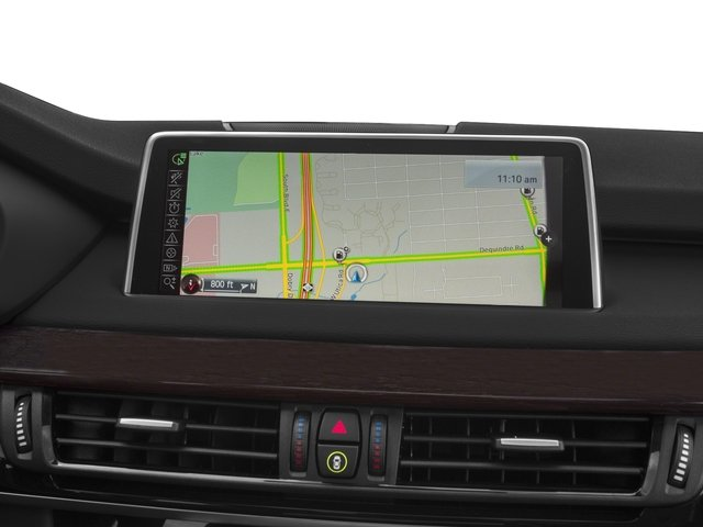 2016 BMW X5 Prices and Values Utility 4D 35i AWD I6 Turbo navigation system