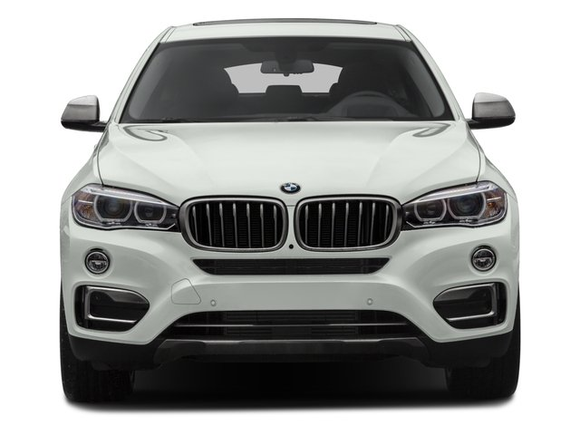 2016 BMW X6 Pictures X6 Utility 4D xDrive50i AWD V8 Turbo photos front view