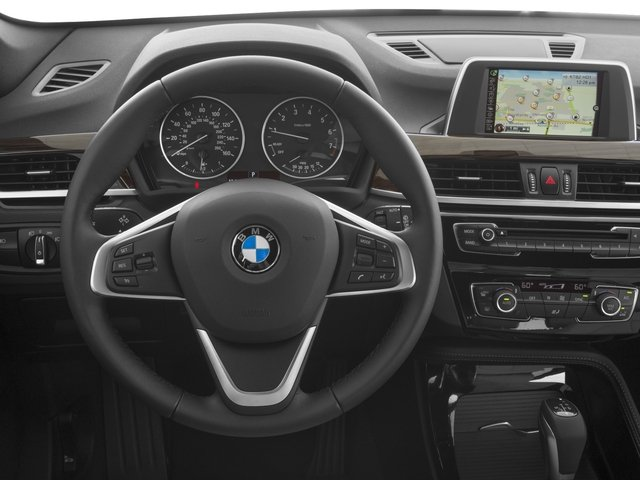 2016 BMW X1 Pictures X1 Utility 4D 28i AWD I4 Turbo photos driver's dashboard