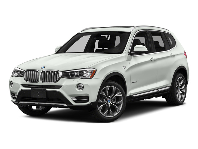 2016 BMW X3 Prices and Values Utility 4D 28i 2WD I4 Turbo