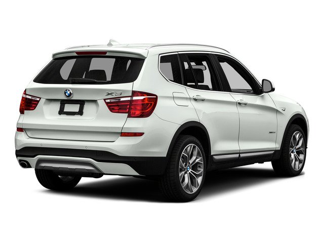 2016 BMW X3 Prices and Values Utility 4D 28i 2WD I4 Turbo side rear view
